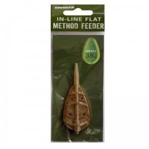 Drennan In-line Flat Method Feeder Small