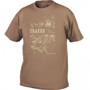 Traper T-shirt Dakota Brown