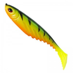 Berkley PowerBait Giant Ripple Firetiger
