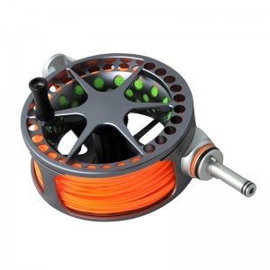 Lamson Waterworks Center Axis Reel