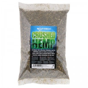 Bait-Tech Crushed Hemp 600g