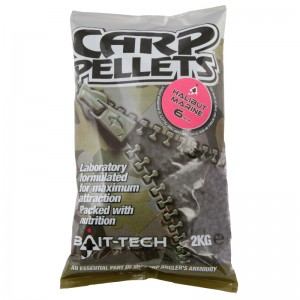 Bait-Tech Halibut Carp Feed Pellets 2kg