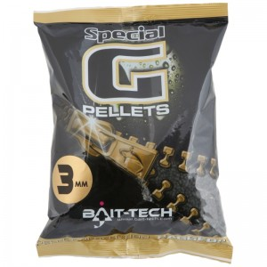 Bait-Tech G Feed Pellets 850g