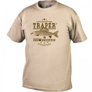 Traper T-shirt Oregon Sand