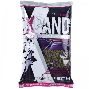 Bait-Tech X-pand Pellets 500g