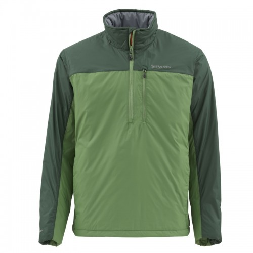 Simms Midstream Insulated Pull-Over Spinach-14498